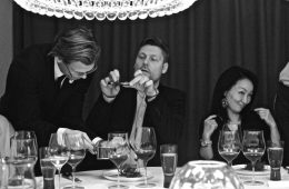 The Dinner Party: The glitzy world of a culinary ambassador