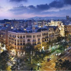L'Eixample:The Pulse of Bustling Barcelona